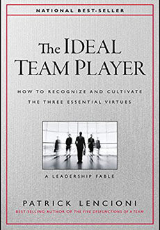 The Ideal Team Player by Patrick Lencioni